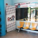Ràdio Sant Andreu 03- Entrada Ràdio