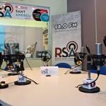 Ràdio Sant Andreu 06 - Estudi central
