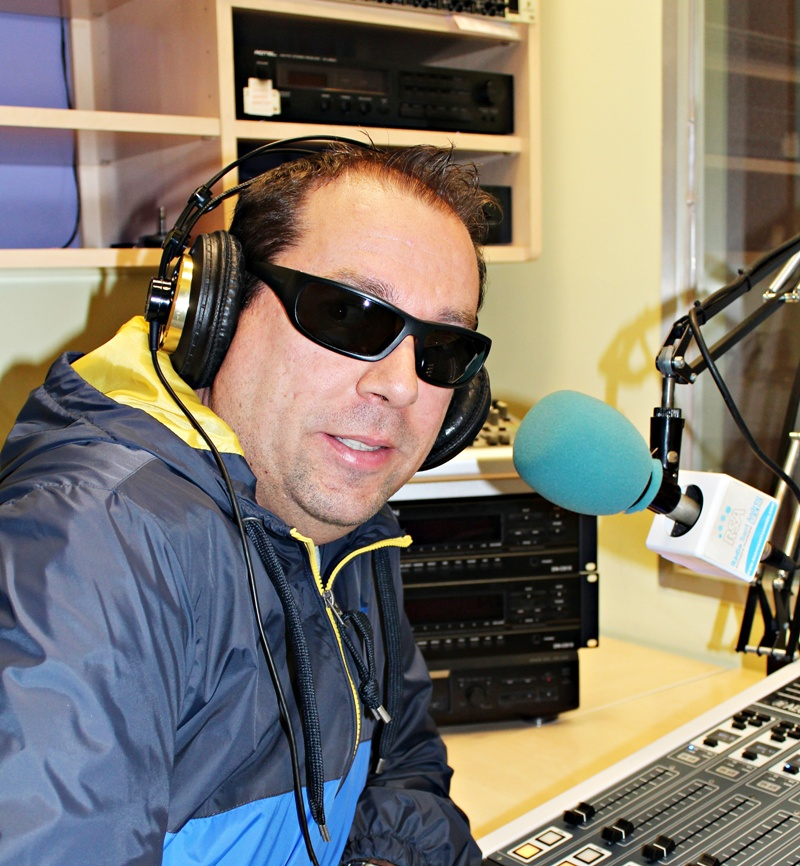 Sergio Casas Hip Hop Usa Radio