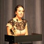 Premi revelació per Elisa Castanera de La mágia dle reparador