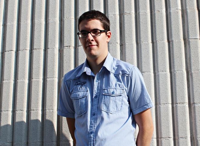 Ruben Castro - Fem Igualtat