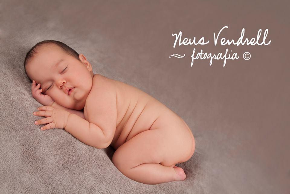 neus vendrell  foto bebé