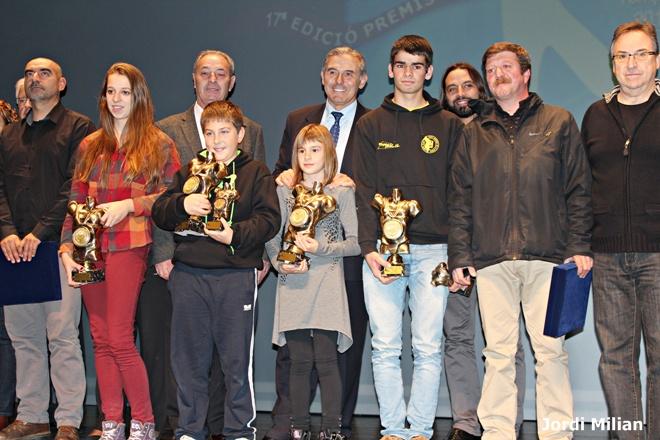 Esport Local guanyadors