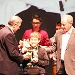 Millor esportista infantil masculí Jorge Ferreras