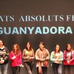 Nominades sènior femení 2013