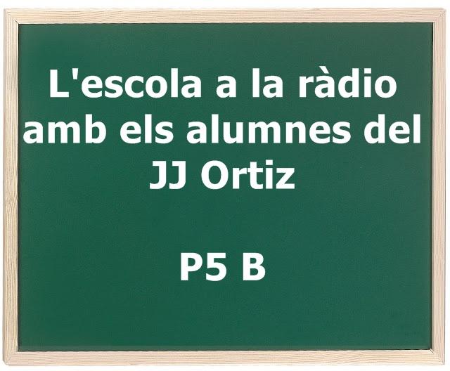P5 B  JJ ORTIZ