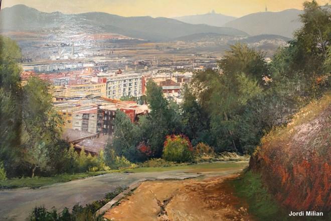 XV Concurs Pintura Rapida 1 premi Joan Vila