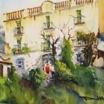 XV Concurs Pintura Rapida Premi Especial Aquarel·la Francesc Puell