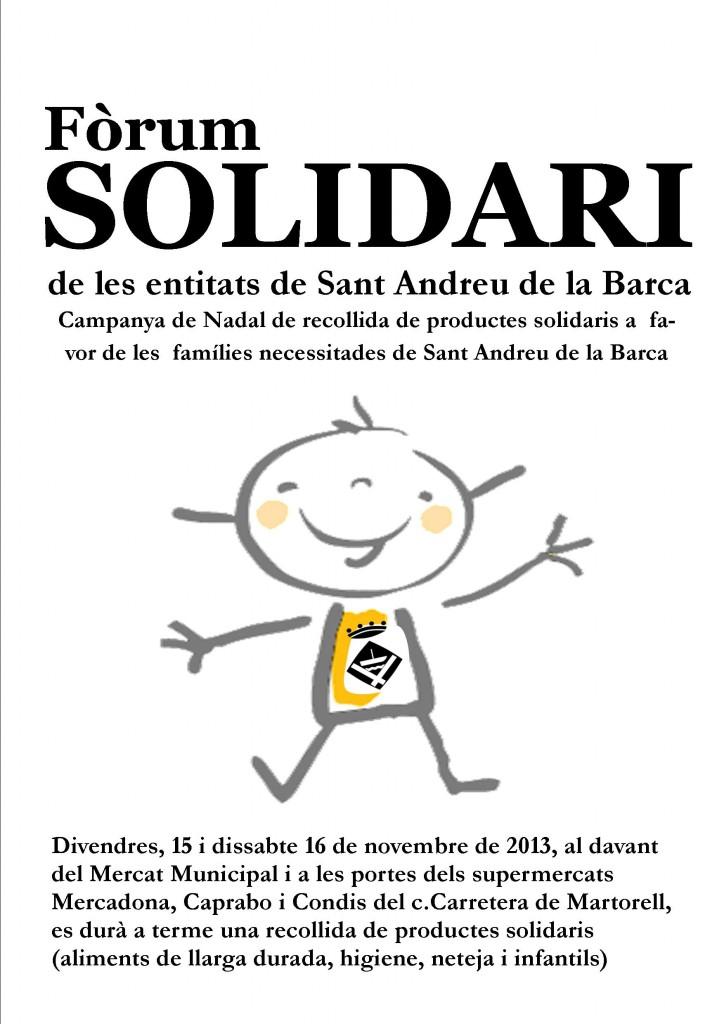 cartell dates  15 i 16  novembre mercat municipal i supermercats
