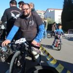 Cursa Bolids SAB - Àlex Oulego guanyador categoria biccleta sense cadena