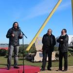 Monòlit democràcia i llibertat Jordi Albert ERC