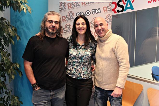 Rafa Ruiz, Eva Maria Milara Felipe del val
