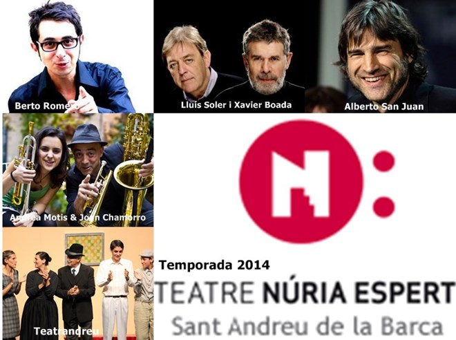 Temporada NÚRIA ESPERT 2014