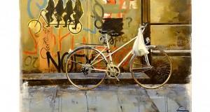 Street art inside