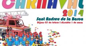 Cartell Carnaval SAB  2014