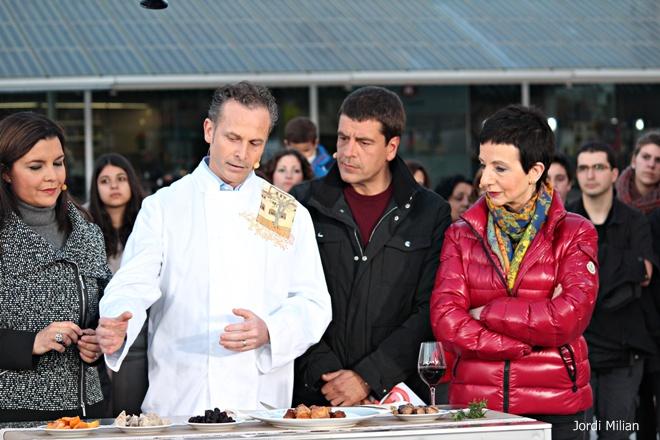 Divendres TV3 a Sant Andreu de la Barca Cuina