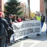 Marxa Aturats Baix Llobregat a Sant andreu de la Barca 02