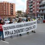 Marxa Aturats Baix Llobregat a Sant andreu de la Barca 08