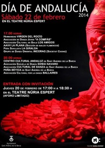 dia andalusia cartell