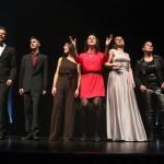 12-Festival La Voz de  Oro - Actuació en directe de tots els participants