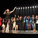 68-Festival La Voz de  Oro - Lis Cabello guanyadora del Festival La Voz de Oro