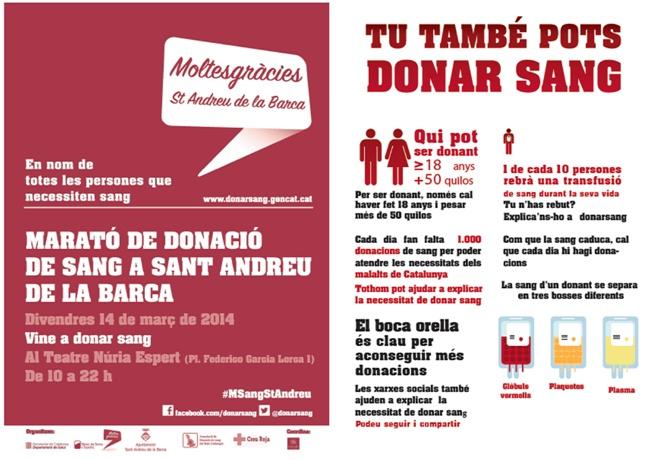 CARTELL MARATO DONACIO SANG SAB 660PX