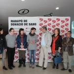 Marató donació de sang  Sant Andreu de la Barca 02