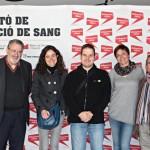 Marató donació de sang  Sant Andreu de la Barca 03