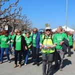 Passejada solidària SAB contra el càncer 03