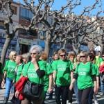 Passejada solidària SAB contra el càncer 04