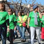 Passejada solidària SAB contra el càncer 05