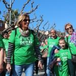 Passejada solidària SAB contra el càncer 06