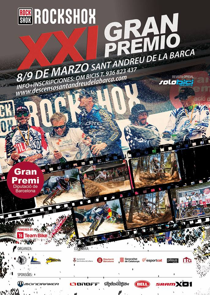 XXI Gran Premi descens MB