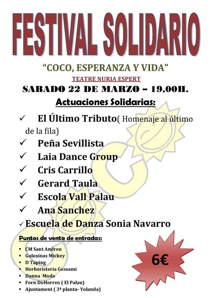 festival coco