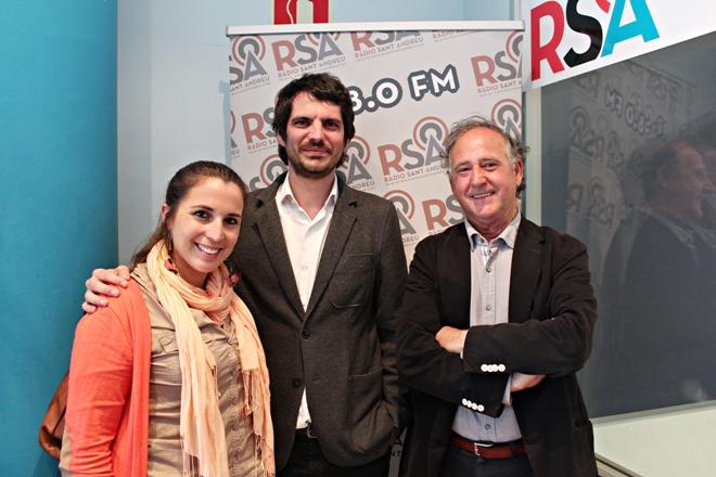 Candela López -Ernest Urtasun i Rafel Hernica