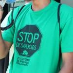 Manifestació PAH a Sant Andreu 03
