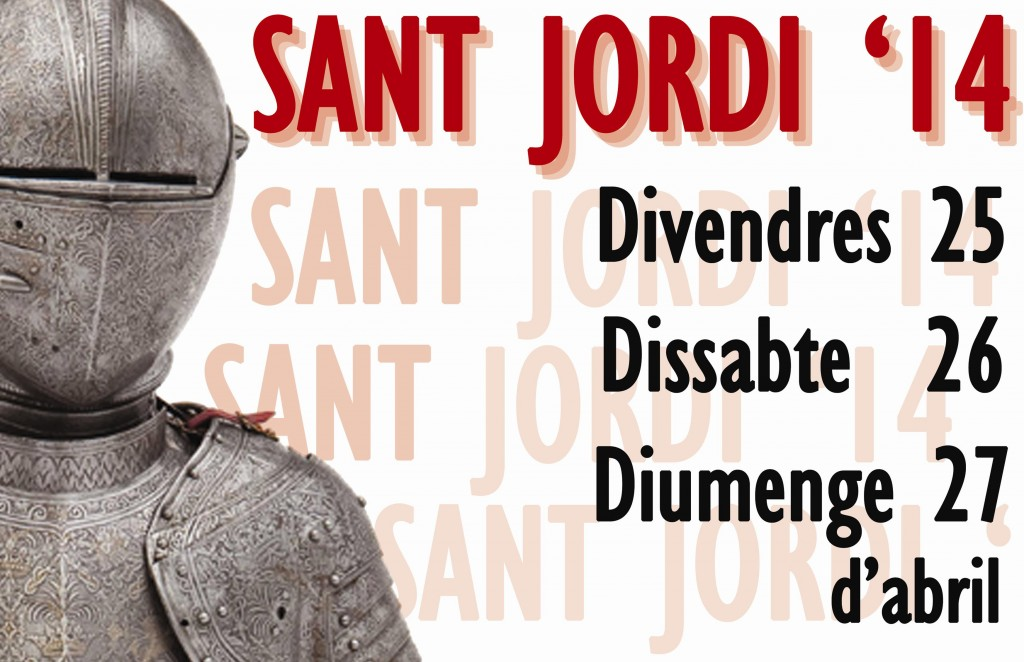 Sant JORDI SAB