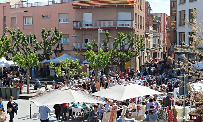 Sant Jordi a Sant Andreu