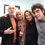 VIA DIRECTA 1.500 - Benjamí Tous, Elisabteh Carniser, Josefina Garcia i Brian Nonell