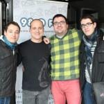 VIA DIRECTA 1.500 - Carlos Pericot, Ferran Campmany, Miquel Jornet i  Rubén Castro