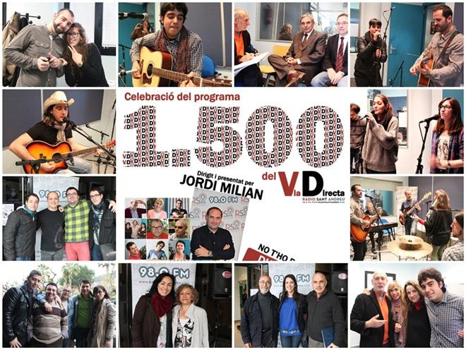 VIA DIRECTA 1.500 poster