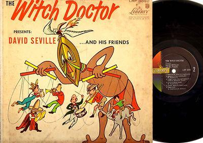 david seville witch doctor