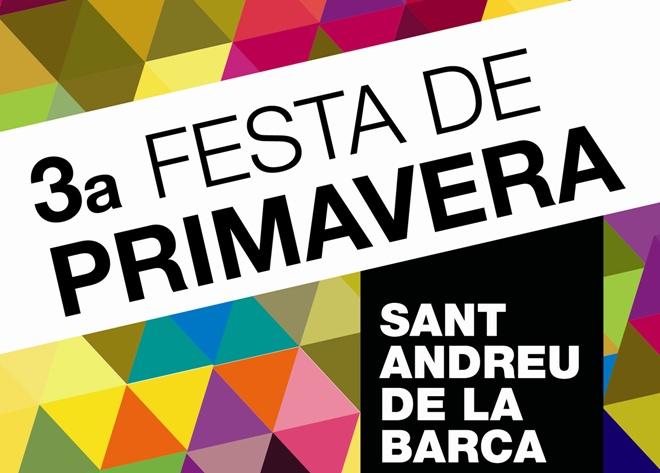 CARTELL FESTA PRIMAVERA 2014