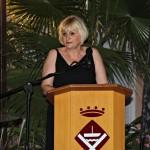 XV CERTAMEN LITERARI SAB - Carme R Barrachina, presidenta Forum