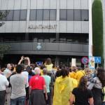 Concentració 9N a Sant Andreu de la Barca -02