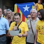 Concentració 9N a Sant Andreu de la Barca -03