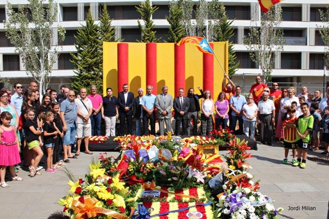 Diada Sat andreu de la Barca 2014 - 01