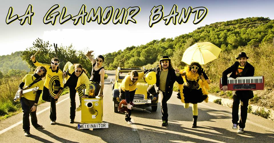 glamour band