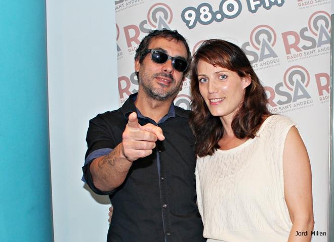 El Gran Santoro - Paco Benjumea i Nathalie Le Gosles