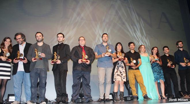 Premis Oriana 2014 - Guanyadors